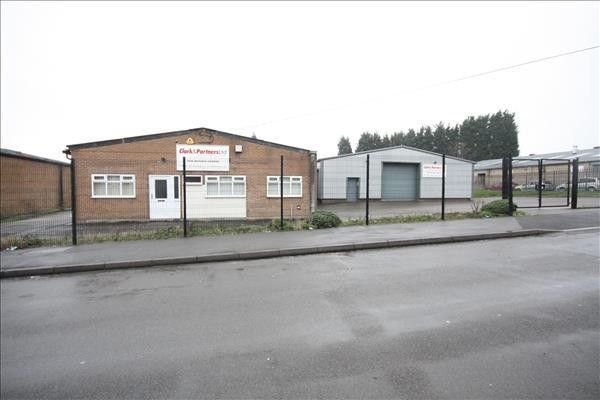 Thumbnail Light industrial for sale in Bloomsgrove Road, Ilkeston