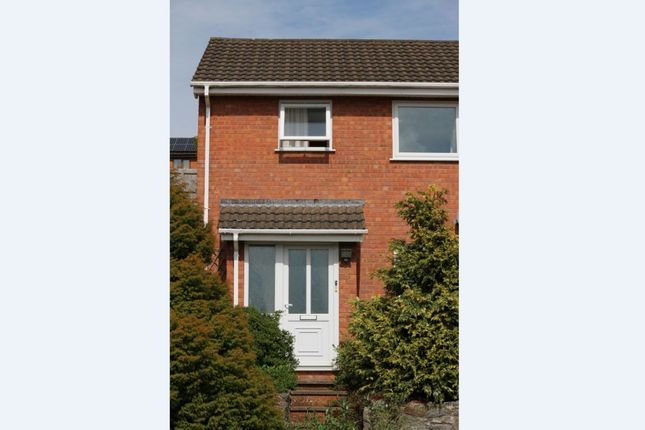 Thumbnail Semi-detached house for sale in Gungrog Hill, Welshpool, Powys