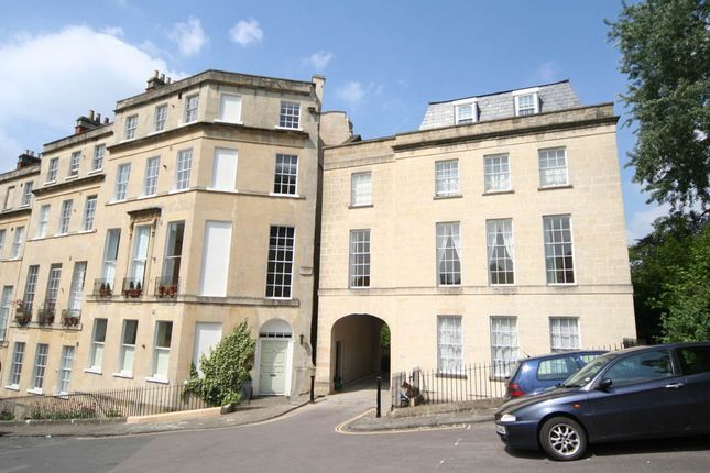 Thumbnail Flat to rent in 23A Park Street, Bath