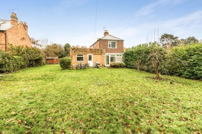 Thumbnail Detached house for sale in St. Pauls Terrace, Linen Street, Warwick, Warwickshire