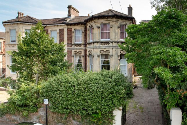 Thumbnail Semi-detached house for sale in Alexandra Road, Clifton, Bristol