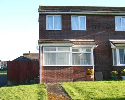Thumbnail Semi-detached house to rent in Lime Grove, St. Athan