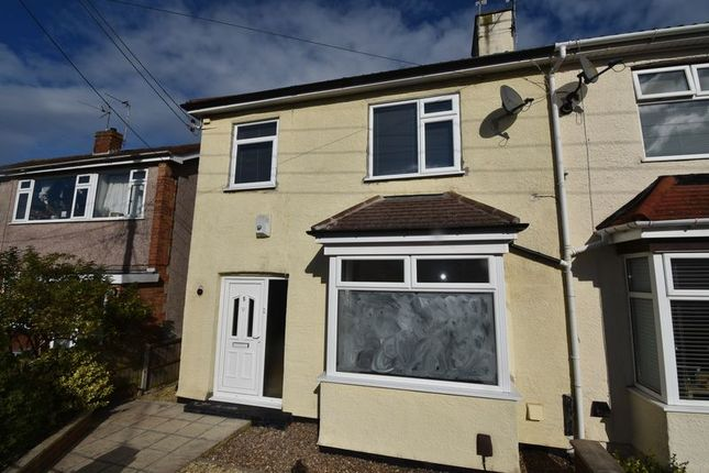 Thumbnail End terrace house for sale in Middle Road, Kingswood, Bristol