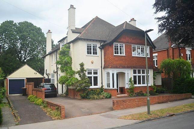 Thumbnail Detached house for sale in Waldegrave Road, Bromley