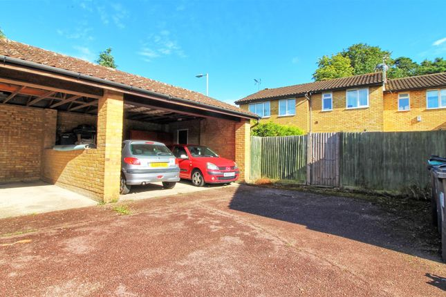 Thumbnail End terrace house for sale in Downhall Ley, Buntingford