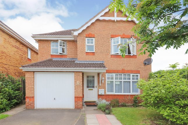 3 bed detached house for sale in Woodhampton Close, Stourport-On-Severn DY13