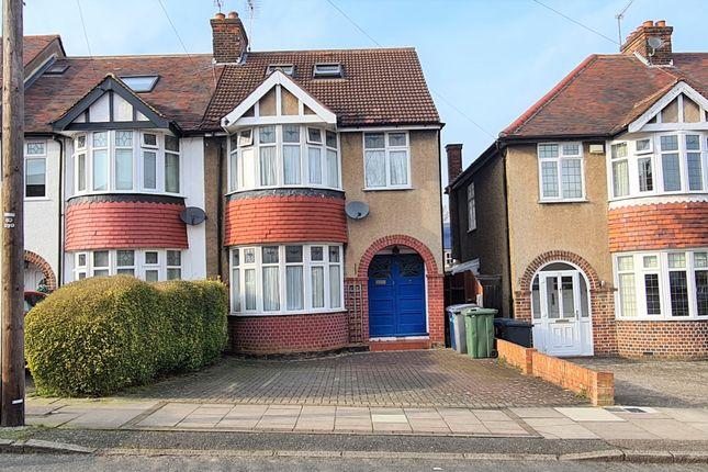 Thumbnail End terrace house for sale in Uplands Road, East Barnet, Barnet