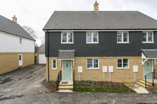 Thumbnail Semi-detached house for sale in Oakline, Heathfield, East Sussex