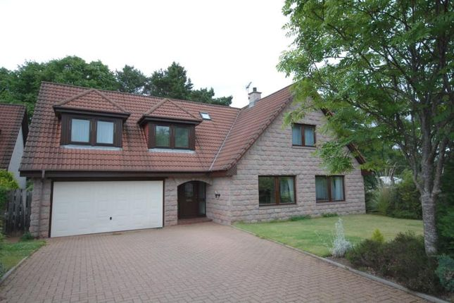 Thumbnail Detached house to rent in Macaulay Drive, Aberdeen