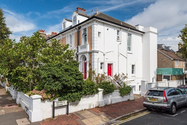Thumbnail Flat to rent in Denmark Villas, Hove, East Sussex