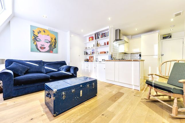 Thumbnail Flat to rent in Fulham Park Gardens, London
