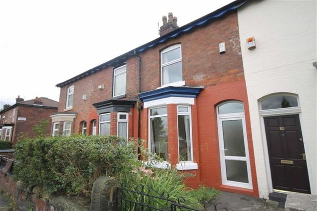 Thumbnail Terraced house to rent in Broom Avenue, Levenshulme, Manchester