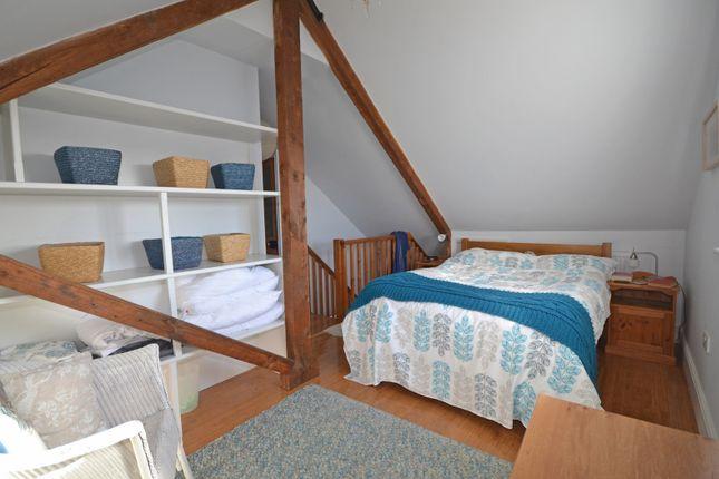 Master Bedroom of Homer Cottages, West Street, Selsey PO20