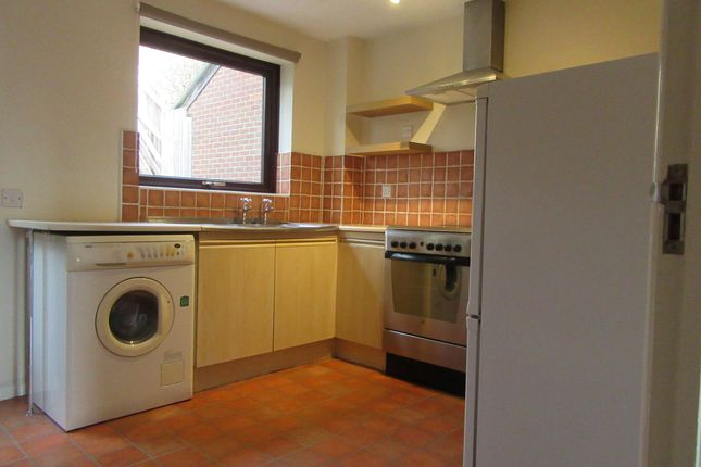 Kitchen of Falcon View, Winchester SO22