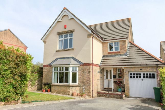 Detached house for sale in Larcombe Road, St Austell, Cornwall