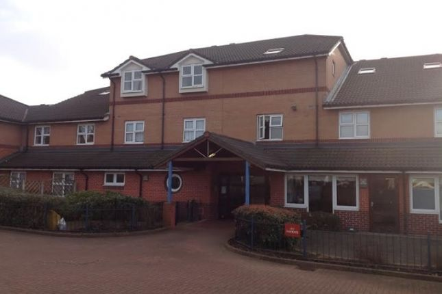 Thumbnail Flat to rent in Mother Theresa Home, Baker Street, West Bromwich