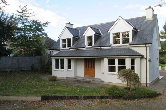 Thumbnail Detached house to rent in Corradale Corry Road, Muir Of Ord