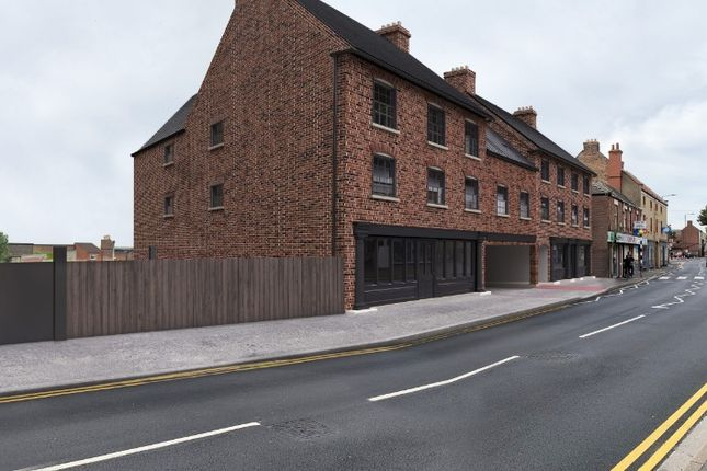 Thumbnail Land for sale in King Street, Thorne, Doncaster