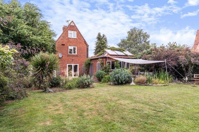 Thumbnail Detached house for sale in Fakenham Road, Great Ryburgh, Fakenham