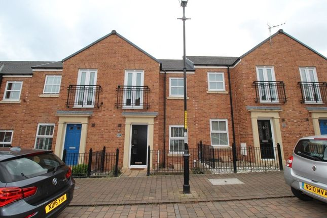 Thumbnail Terraced house to rent in Brass Thill Way, South Shields