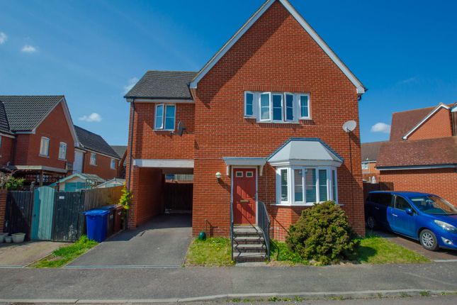 Thumbnail Detached house for sale in Colbeck Road, Haverhill