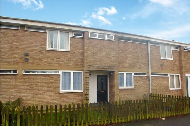 Thumbnail Terraced house for sale in St Johns Close, Mildenhall, Bury St. Edmunds