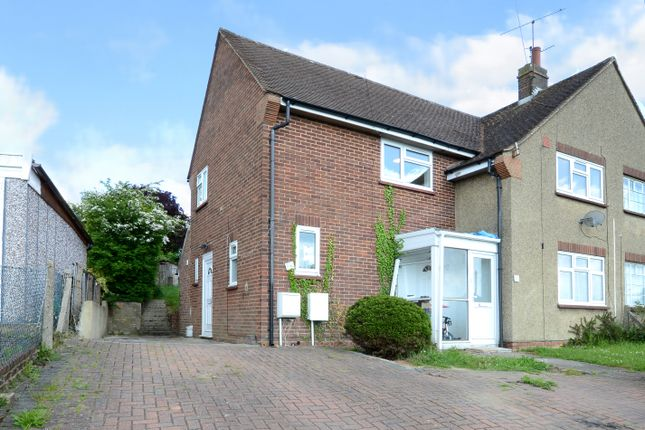 Thumbnail Maisonette to rent in Worsley Road, Frimley, Camberley