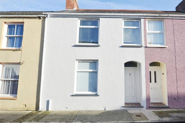 3 bed terraced house for sale in Wellington Street, Pembroke Dock SA72