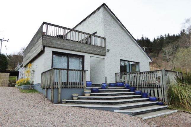 Thumbnail Detached house for sale in Glendevin, Righ Crescent, Onich