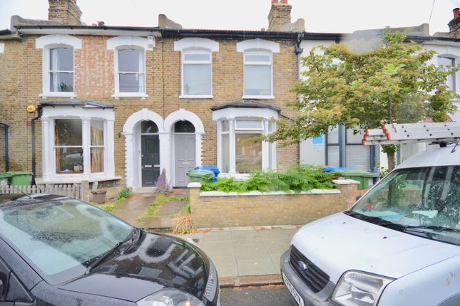 Thumbnail Terraced house to rent in Lanvanor Road, London