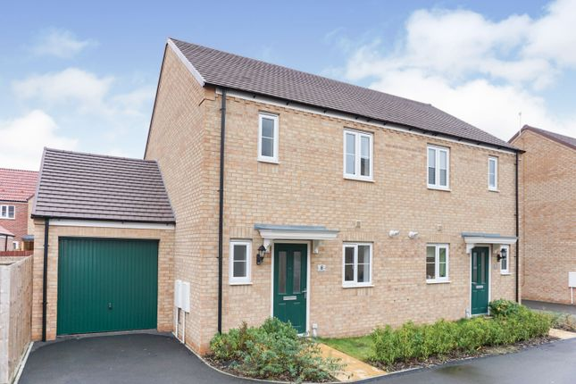 2 bed semi-detached house for sale in Tamar Close, Spalding PE11