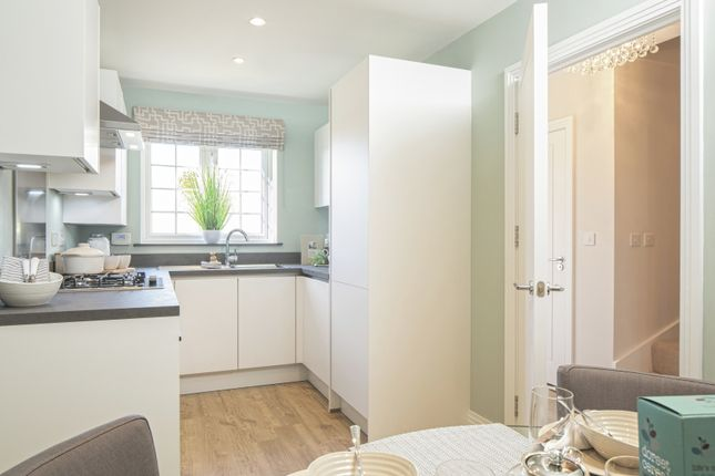 Thumbnail Semi-detached house for sale in Plot 54, The Jenhurst, Saddlers Lea, Exning Road, Newmarket
