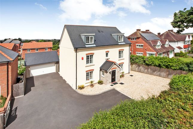 Thumbnail Detached house for sale in Southbrook Meadow, Cranbrook, Exeter