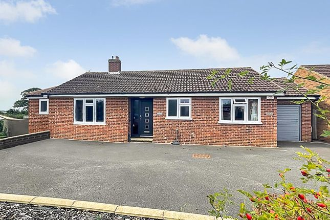 Thumbnail Detached bungalow for sale in The Green, South Farm Court, Sandhutton, Thirsk