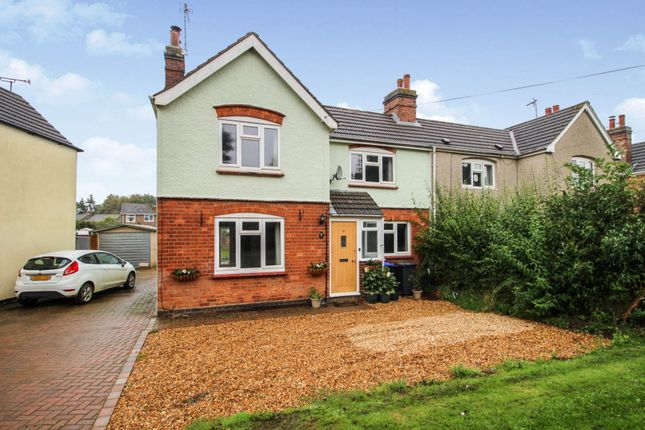 Thumbnail Semi-detached house for sale in Newlands Road, Welford