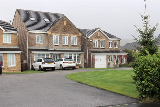 Thumbnail Detached house to rent in Hurst Crescent, Shirebrook Park, Glossop