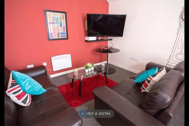 Thumbnail Flat to rent in Gainsborough Road, Liverpool