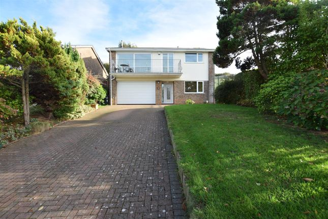 Thumbnail Detached house for sale in Waterside Park, Portishead, Bristol
