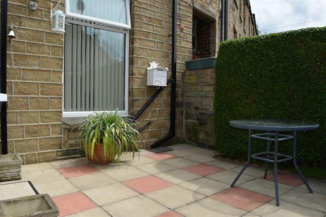 Garden of Lister Street, Moldgreen, Huddersfield HD5