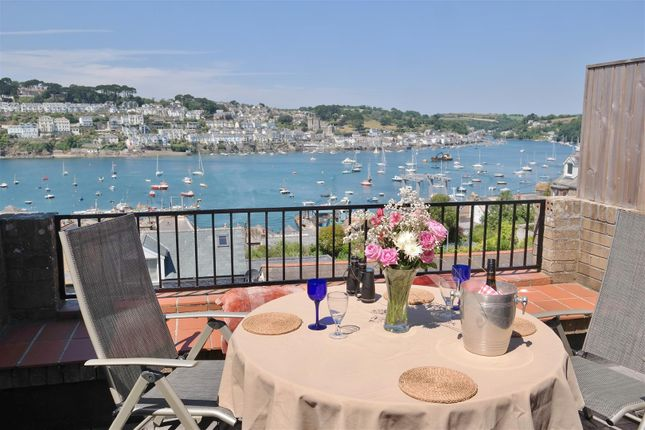 Thumbnail Town house for sale in Fore Street, Polruan, Fowey