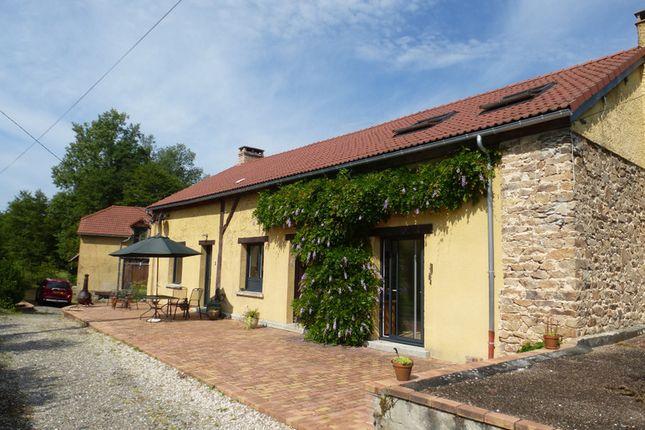 Thumbnail Villa for sale in St Sebastien, Creuse, Nouvelle-Aquitaine