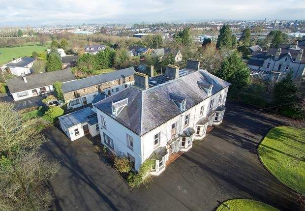 Thumbnail Land for sale in Galgorm Road, Ballymena, County Antrim