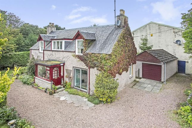 Thumbnail Detached house for sale in Smithy Cottage, Main Street, Kirkmichael, Blairgowrie