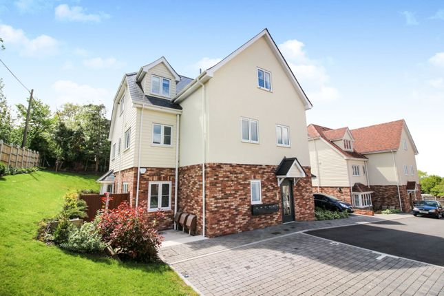 Thumbnail Flat for sale in Catherine Road, Benfleet