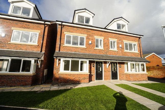 Thumbnail Semi-detached house to rent in Paddocks Close, Bolton