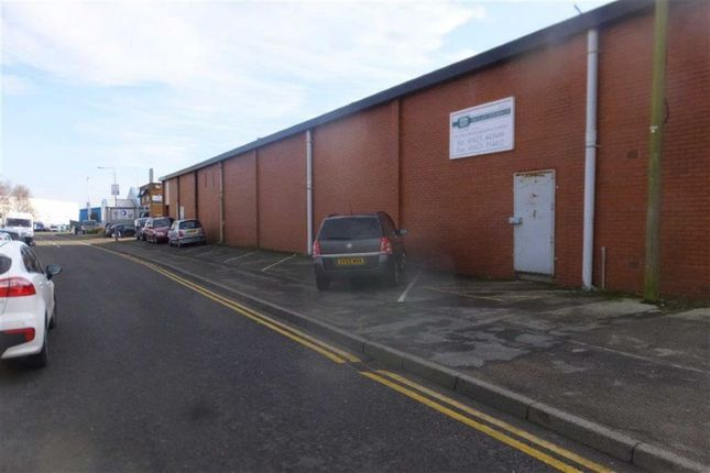 Light industrial to let in Unit 6, Reform Street, Sutton In Ashfield, Notts