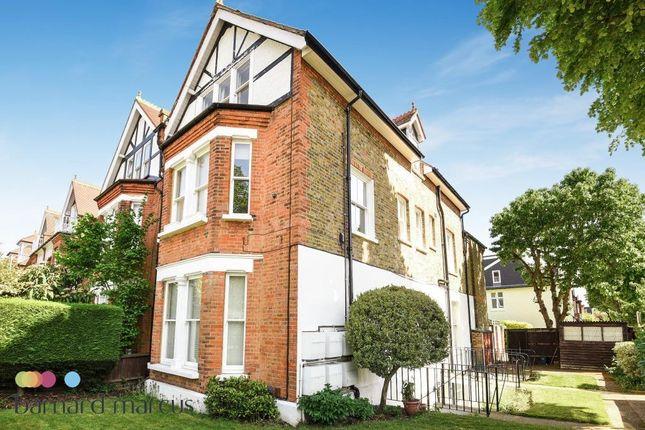 Thumbnail Flat to rent in Pagoda Avenue, Kew, Richmond