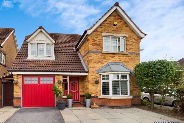 Thumbnail Detached house for sale in The Paddock, Wilberfoss, York, East Riding Of Yorkshire