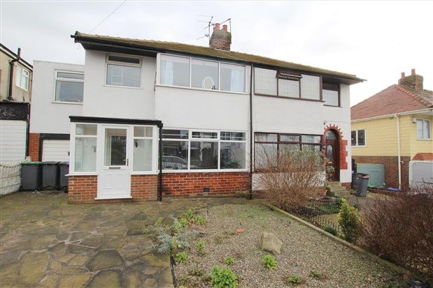 Thumbnail Property for sale in Charnwood Avenue, Blackpool
