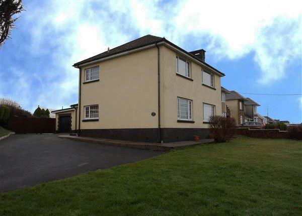 Thumbnail Detached house for sale in Llannon Road, Tumble, Llanelli